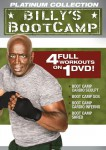 Billy Blanks Tae Bo: Bootcamp Platinum Collection (DVD)